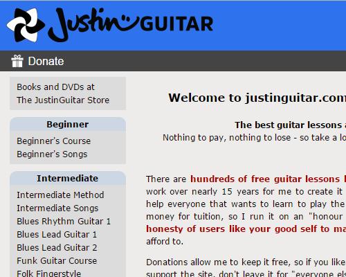 Top 12 Best Online Guitar Lessons Review (2021 Training Websites) - Singers  Room